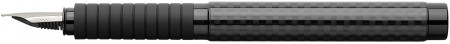 Faber-Castell Essentio Fountain Pen - Black Carbon