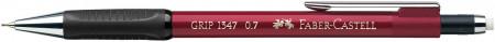 Faber-Castell Grip 1347 Mechanical Pencil - Metallic Red