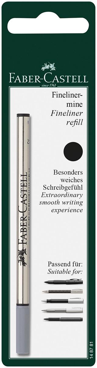 Faber-Castell Fineliner Refill - Black