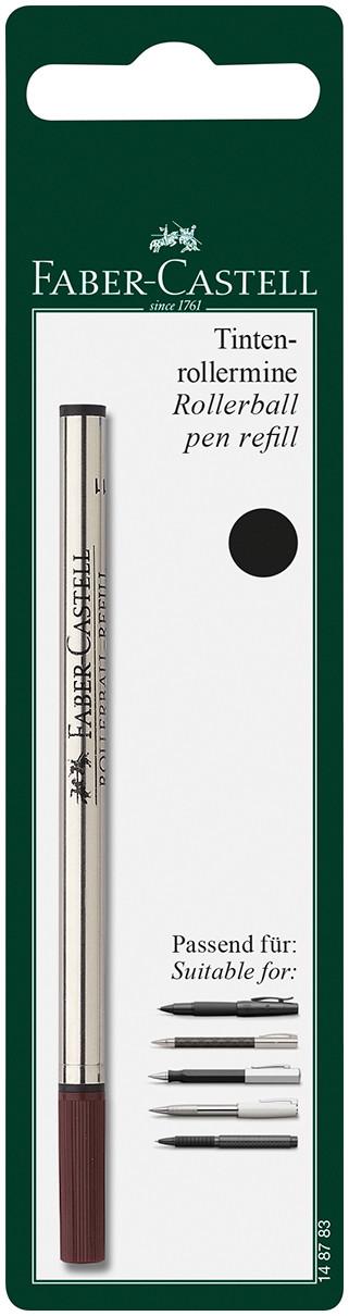Faber-Castell Rollerball Refill - Black