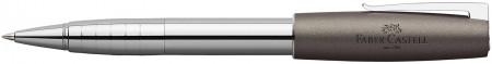 Faber-Castell Loom Rollerball Pen - Metallic Grey
