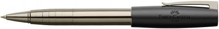 Faber-Castell Loom Rollerball Pen - Shiny Gunmetal
