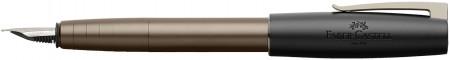 Faber-Castell Loom Fountain Pen - Matte Gunmetal