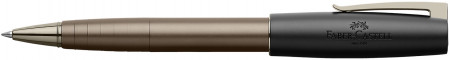 Faber-Castell Loom Rollerball Pen - Matte Gunmetal