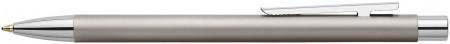 Faber-Castell Neo Slim Ballpoint Pen - Matte Stainless Steel