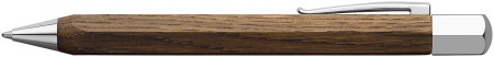 Faber-Castell Ondoro Ballpoint Pen - Smoked Oak Wood