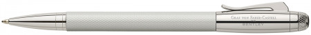 Graf von Faber-Castell for Bentley Ballpoint Pen - White Satin
