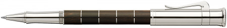Graf von Faber-Castell Classic Anello Rollerball Pen - Grenadilla Platinum Trim