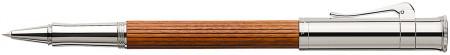 Graf von Faber-Castell Classic Rollerball Pen - Pernambuco Platinum Plated