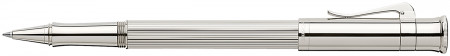 Graf von Faber-Castell Classic Rollerball Pen - Platinum Plated