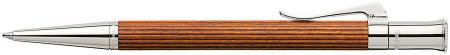 Graf von Faber-Castell Classic Ballpoint Pen - Pernambuco Platinum Plated