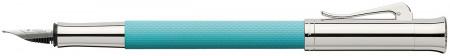 Graf von Faber-Castell Guilloche Fountain Pen - Turquoise
