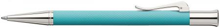 Graf von Faber-Castell Guilloche Ballpoint Pen - Turquoise