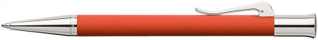 Graf von Faber-Castell Guilloche Ballpoint Pen - Burned Orange