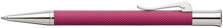 Graf von Faber-Castell Guilloche Ballpoint Pen - Electric Pink