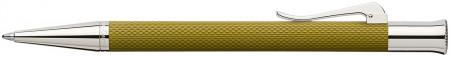 Graf von Faber-Castell Guilloche Ballpoint Pen - Olive Green