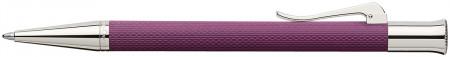 Graf von Faber-Castell Guilloche Ballpoint Pen - Violet Blue