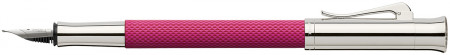 Graf von Faber-Castell Guilloche Fountain Pen - Electric Pink