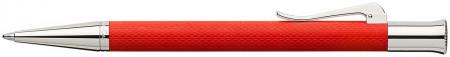 Graf von Faber-Castell Guilloche Ballpoint Pen - India Red