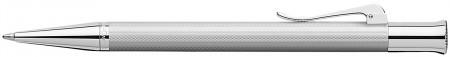 Graf von Faber-Castell Guilloche Ballpoint Pen - Rhodium