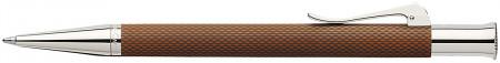 Graf von Faber-Castell Guilloche Ballpoint Pen - Cognac