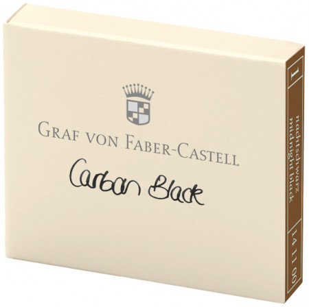 Graf von Faber-Castell Ink Cartridge (Pack of 6)