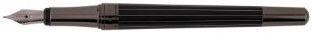 Hugo Boss Essential Fountain Pen - Pinstripe