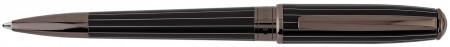 Hugo Boss Essential Ballpoint Pen - Pinstripe