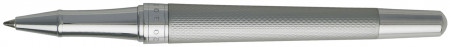 Hugo Boss Essential Rollerball Pen - Matte Chrome