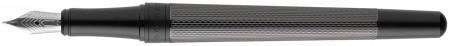 Hugo Boss Essential Fountain Pen - Glare Black
