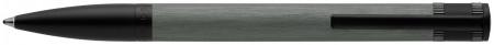 Hugo Boss Explore Ballpoint Pen - Brushed Grey