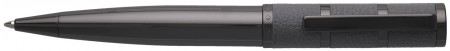 Hugo Boss Formation Ballpoint Pen - Grained Grey