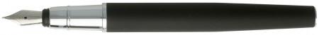 Hugo Boss Formation Fountain Pen - Black & Gun