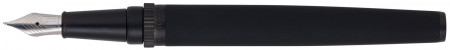 Hugo Boss Gear Fountain Pen - Matrix Black