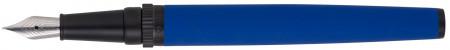 Hugo Boss Gear Fountain Pen - Matrix Blue