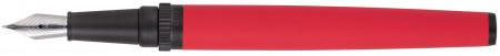 Hugo Boss Gear Fountain Pen - Matrix Red