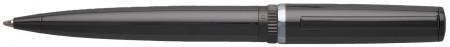 Hugo Boss Gear Ballpoint Pen - Metal Dark Chrome