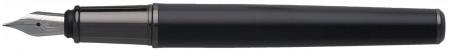 Hugo Boss Minimal Fountain Pen - Dark Chrome
