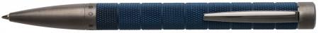 Hugo Boss Pillar Ballpoint Pen - Blue