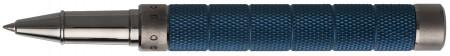 Hugo Boss Pillar Ballpoint Pen - Bright Blue
