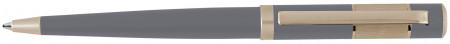 Hugo Boss Ribbon Ballpoint Pen - Vivid Grey