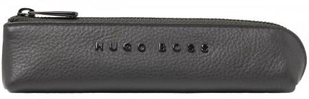 Hugo Boss Storyline Pen Case - Single - Grey