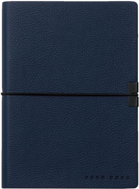 Hugo Boss Storyline A6 Notepad - Bright Blue