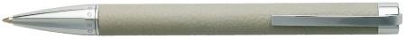 Hugo Boss Storyline Ballpoint Pen - Light Grey