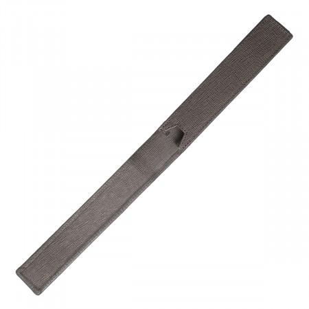 Hugo Boss Tradition Pen Case - Single - Grey