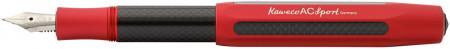 Kaweco AC Sport Fountain Pen - Red