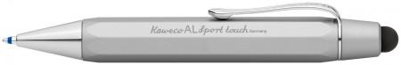Kaweco AL Sport Touch Ballpoint Pen - Silver