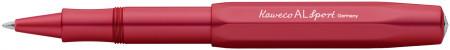 Kaweco AL Sport Rollerball Pen - Deep Red