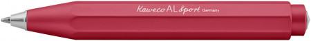Kaweco AL Sport Ballpoint Pen - Deep Red
