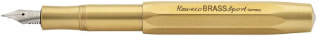 Kaweco Brass Sport Fountain Pen - Brass